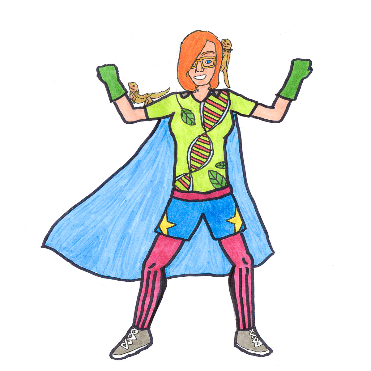 Mary Carmichael: Everyday Superhero