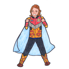 Amy Lovell: Everyday Superhero