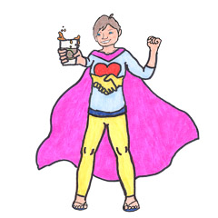 Carole Kersey: Everyday Superhero
