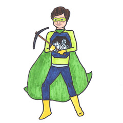 Quentin Hirsch: Everyday Superhero